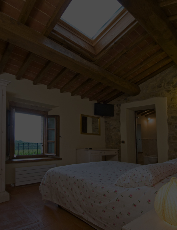 Guest House Chianti La Casina di Lilliano Rooms