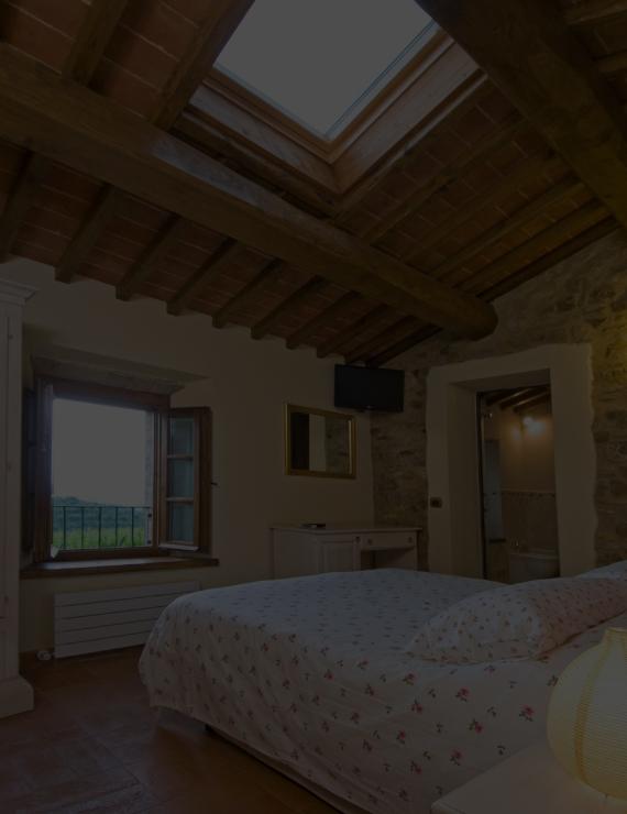 Guest House Chianti La Casina di Lilliano Rooms