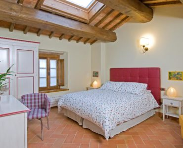 Guest House Chianti La Casina di Lilliano Room Mora